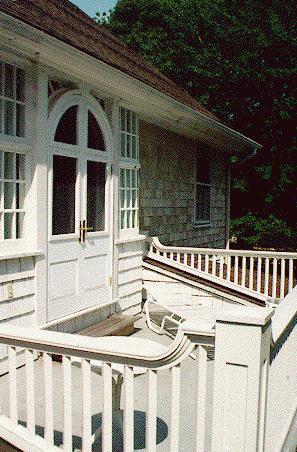 Detail of Deck
